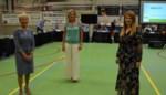 Marieke Van den Bulcke en Rita Gysels leggen in basketzaal eed af als gemeenteraadslid