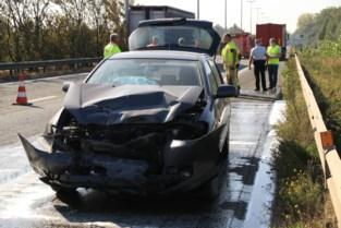 Verkeershinder op E34 door vier ongevallen