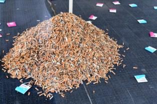Meer dan 30.000 peuken opgeraapt tijdens eerste 'clean walk' in voetgangerszone