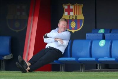 Hoe Barcelona-trainer Ronald Koeman nog voor zijn debuut al een eerste nederlaag heeft geleden