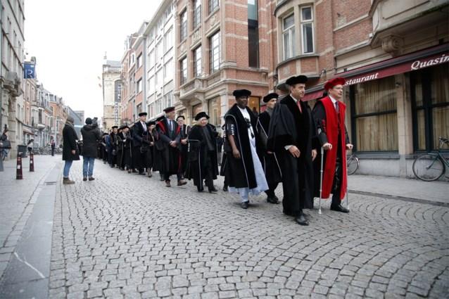 Voor het eerst in meer dan 50 jaar geen openingsstoet aan de KU Leuven