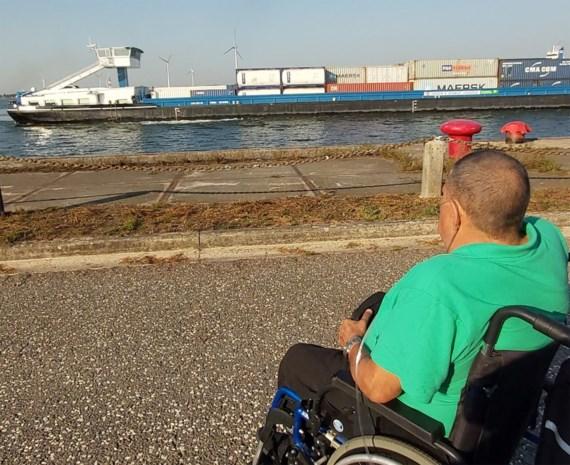 """Terminaal zieke schipper Ivo (57) is vertrokken op zijn laatste reis: """"Er waren traantjes, maar enkel van geluk"""""""