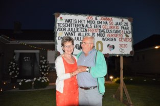 Pastor Joanna is al vijftig jaar gelukkig getrouwd