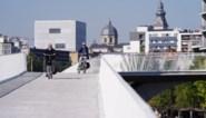 Van Ledeberg naar Sint-Pietersstation: spectaculaire fietsbrug is open