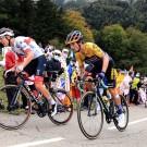 De twee Sloveense kanjers gaven de Tour deze week glans. Ze komen allebei uit een klein landje vol grote sportambities.