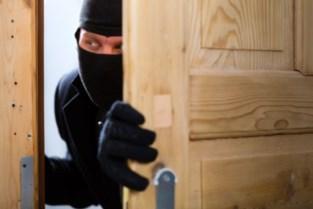 Inbrekers maken werkmateriaal buit