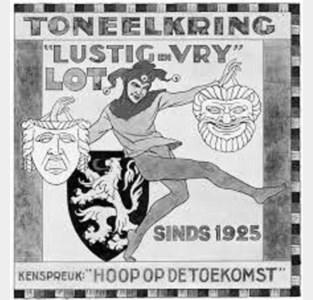 K.T. Lustig en Vrij speelt niet in november