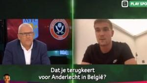 """Björn Engels (ex-Club Brugge) krijgt een vraag over Anderlecht en toen… : """"Is de verbinding verbroken?"""""""