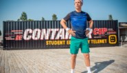 """James Cooke waagt zich aan de 'Container Cup': """"Maar allee! Ik zit recht in dat <I>holleke</I>"""""""