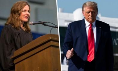 Briljant, piepjong en conservatief: Dit is de favoriete kandidaat-opperrechter van Trump (maar niet van alle Republikeinen)