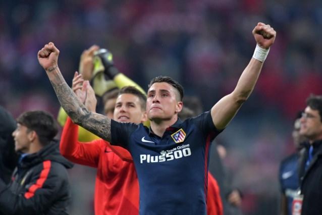 Atlético Madrid meldt ook besmetting van verdediger Gimenez