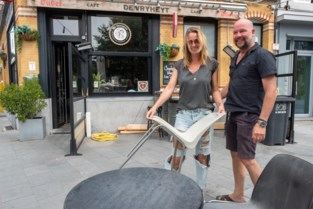Café De Vryheyt op Troonplaats twee weken gesloten na coronabesmetting in familiebubbel