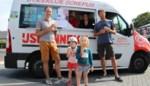 Gratis ijsjes tijdens openstelling nieuwe Robberechtsstraat