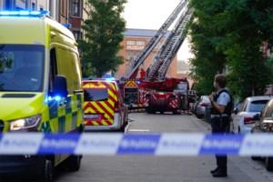 Man (47) die uit brandende flat werd gehaald, is ontwaakt uit coma