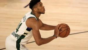 "NBA-record: 1.812 miljoen dollar voor rookie-card van ""The Greek Freak"""