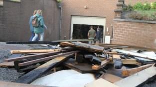 Brandje zet Den Brand vol rook, elf bewoners moeten twee dagen elders overnachten