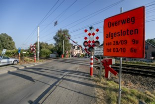 Oordopjes bij de hand: Infrabel werkt (ook 's nachts) aan overweg in Nijlen