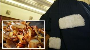 Frietkraamuitbater breekt neus klant na discussie over gebakken uien