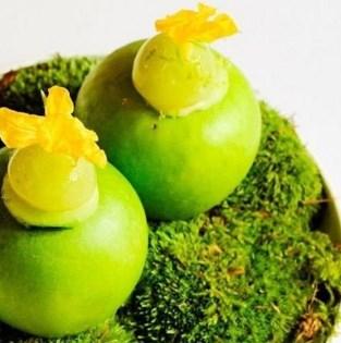 België goed vertegenwoordigd bij tien beste groenterestaurants