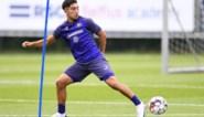 Anderlecht beloont jeugdproduct Anouar El Hadj met contract tot 2024