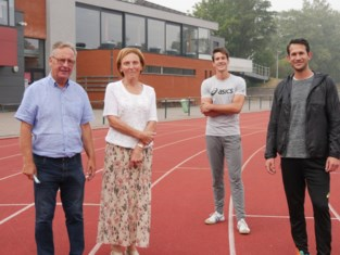 Op meeting van AC Deinze heeft tienkamper Thomas Van der Plaetsen een duidelijk doel voor ogen