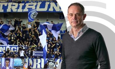 """Onze Chef Voetbal laakt wangedrag van Genk-fans: """"Ze verbrodden een degelijk rapport"""""""