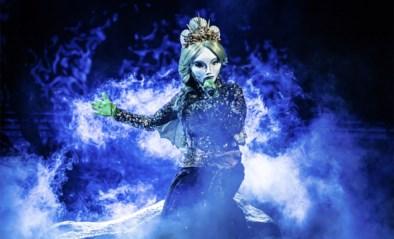 Heeft de nieuwe 'Masked singer' zich al verraden?