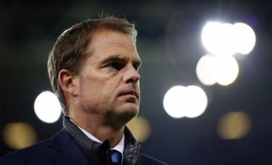 Frank de Boer is de nieuwe bondscoach van het Nederlands elftal