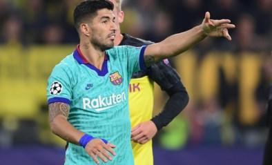 Het blijft rammelen bij Barcelona: na saga met Messi heeft voorzitter Bartomeu nu een rel met Luis Suarez aan zijn been