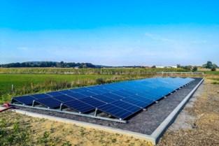 Nieuwe zonnepanelen wekken energie op voor waterwinning Ronsemeers