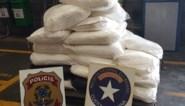 605 kilo cocaïne voor Antwerpen onderschept in Brazilië