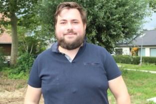 Jordy Sabels (29) wordt nationaal covoorzitter van Groen