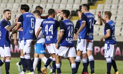Lech Poznan wacht Charleroi op in laatste voorronde Europa League