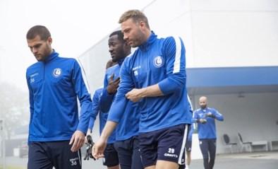 Laurent Depoitre wellicht klaar voor Dynamo Kiev, De Decker hoopt nog op Sven Kums