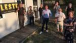 Bar Hasart viert 'Leste' weekend in Booms park met muziek, licht, vuur en comedy