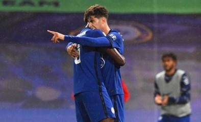 LEAGUE CUP. Kai Havertz opent Chelsea-rekening met hattrick, Arsenal schakelt Leicester-Belgen uit