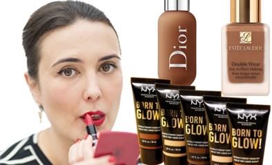 Een donkere of net heel lichte huid: onze beautyredactrice tipt foundations voor iedereen