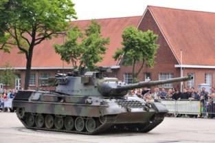 Voorstel: herdenk militair verleden met tank in de stad
