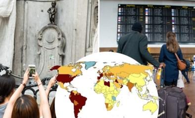 België kleurt donkerrood op wereldkaart: is het echt zo erg gesteld? En wat zijn de gevolgen voor ons?