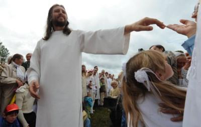De 'goddelijke missie' van de 'Christus van Siberië' blijkt dan toch niet zo onschuldig