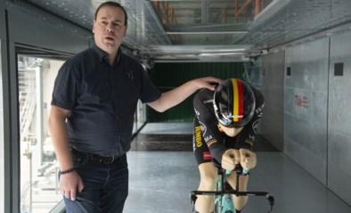 """Professor bouwfysica Bert Blocken tilt Wout van Aert naar een hoger niveau: """"Elke verbetering, hoe klein ook, kan het verschil maken"""""""