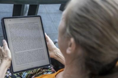 E-boeken ontlenen op eigen tablet