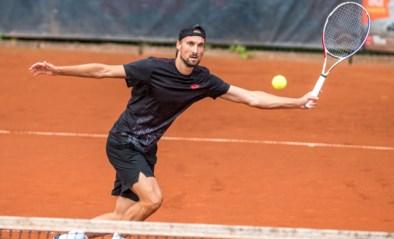 Ruben Bemelmans wint en komt op één kwalificatieronde van de hoofdtabel van Roland Garros