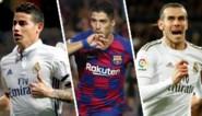 Zestien vertrekkers, nul euro uitgegeven: de opvallende mercato's van Real Madrid en Barcelona