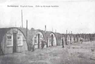Het vergeten Engels Kamp: nog geen 100 jaar geleden woonden 2.000 Antwerpenaars in noodbarakken