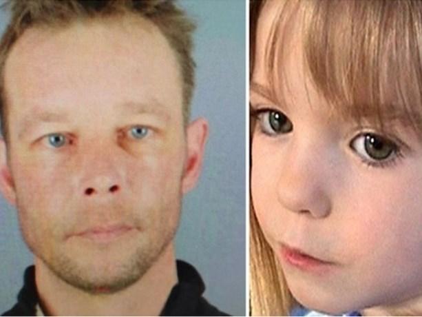Hoofdverdachte in zaak Maddie McCann komt niet vrij