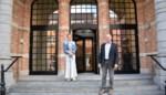 """Nieuwe entree Gildhof kroon op jarenlange renovatiewerken: """"klaar voor mooi seizoen"""""""