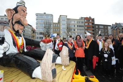 Orde van Kloeffe last carnavalsactiviteiten af: prins Mario mag jaar lang de scepter zwaaien