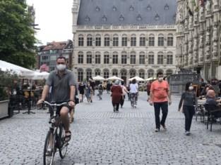 Mondmaskerplicht blijft ongewijzigd in Leuven