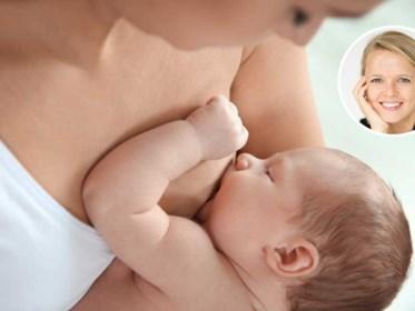 """""""Is het verkeerd om mijn baby aan de borst in slaap te laten vallen?"""""""